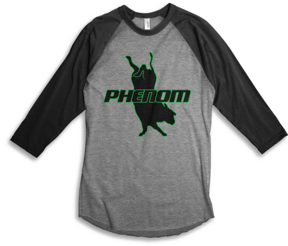 Phenom Genetics Baseball T-Shirt