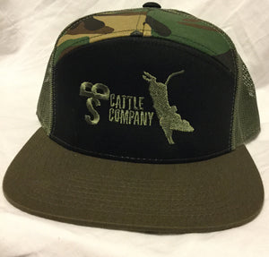 BS Cattle Camo Hat