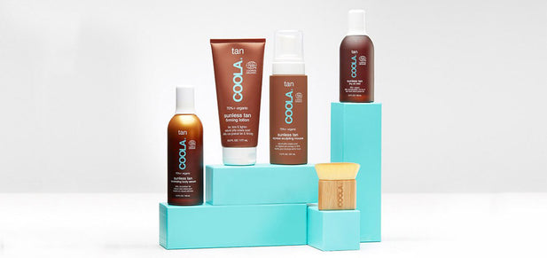 WHICH COOLA SUNLESS TAN PRODUCT IS BEST FOR ME?