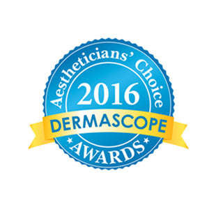 2016 Aesthetician's Choice Dermascope Awards Winner
