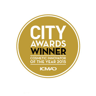 ICMAD City Awards Cosmetic Innovator of the Year Winner 2015