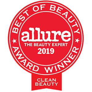 Allure Best of Beauty Award 2019 - Clean Beauty