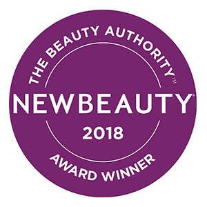 2018 New Beauty Award Winner
