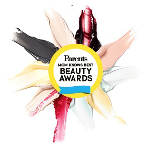 2018 Parents Mom's Knows Best Beauty Awards
