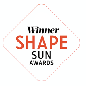 2018 Shape Sun Award Winner