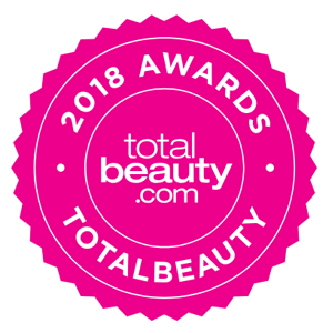 2018 Total Beauty Award Winner