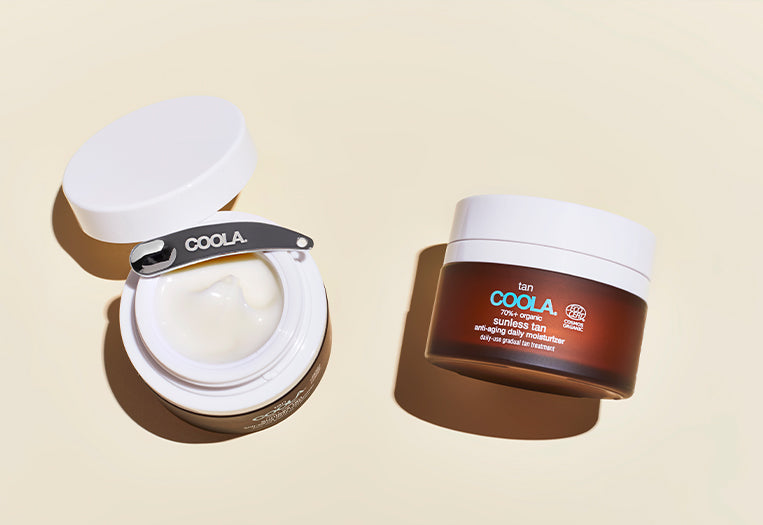 COOLA Organic Sunless Tan Anti-Aging Daily Moisturizer