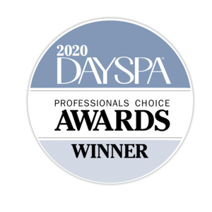 DAYSPA's Professionals Choice Award Winner 2019
