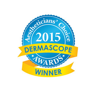 2015 Aesthetician's Choice Dermascope Awards Winner