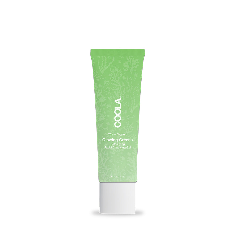 Glowing Greens Detoxifying Facial Cleansing Gel - Travel Size featured image