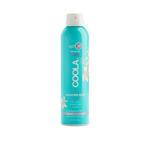 Classic Body Organic Sunscreen Spray SPF 30 product image