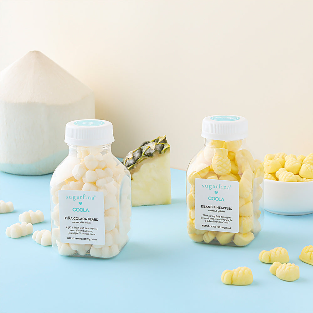 Sugarfina x COOLA Stay Tropical Gift Set image