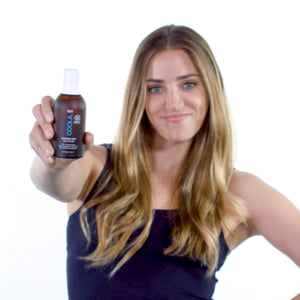 Load and play video in Gallery viewer, Organic Sunless Tan Dry Oil Mist
