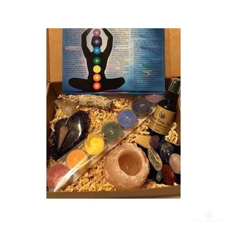 Chakra Crystals Kit-Crystals-Cosmic Crystal Visions-Cosmic Crystal Visions