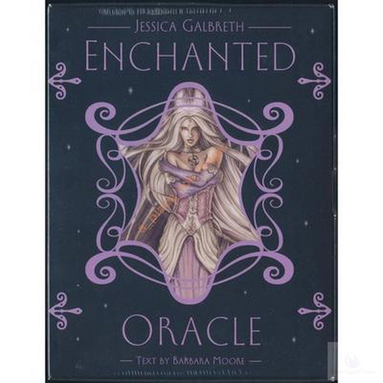 Enchanted Oracle, Cards with Guidebook-Metaphysical Products-Cosmic Crystal Visions-Cosmic Crystal Visions