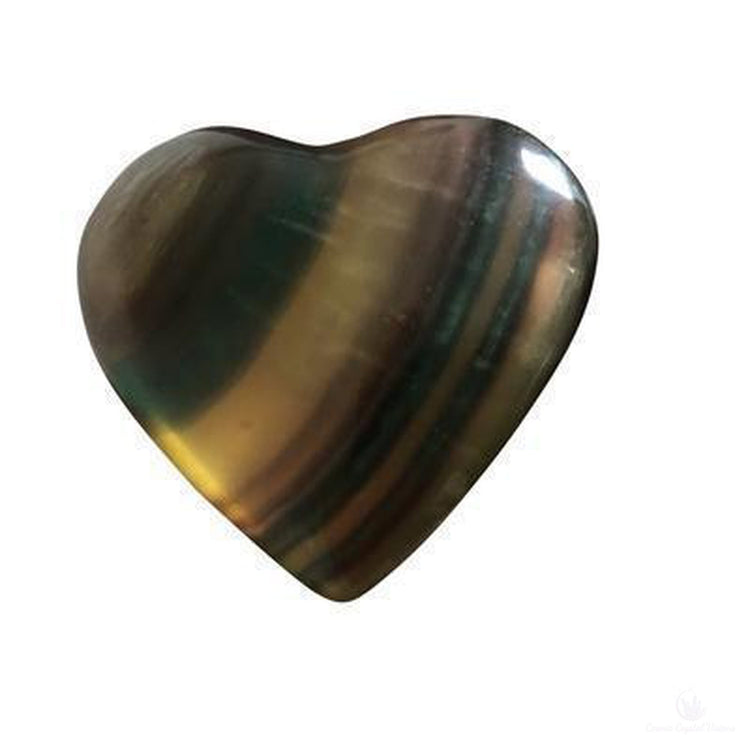 Fluorite Heart-Crystals-Cosmic Crystal Visions-Cosmic Crystal Visions