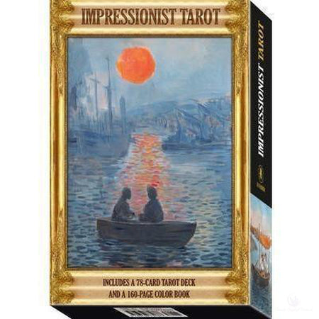 Impressionists Tarot Kit-Metaphysical Products-Cosmic Crystal Visions-Cosmic Crystal Visions