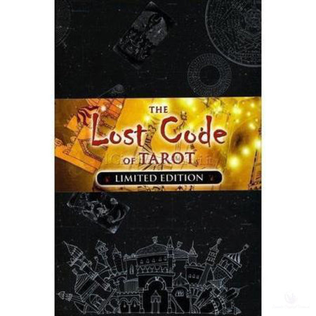 Lost Code of Tarot Kit-Metaphysical Products-Cosmic Crystal Visions-Cosmic Crystal Visions