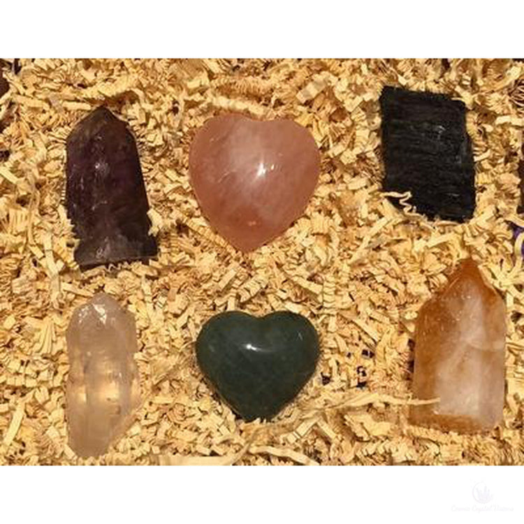 Starter Crystals Kit-Crystals-Cosmic Crystal Visions-Cosmic Crystal Visions