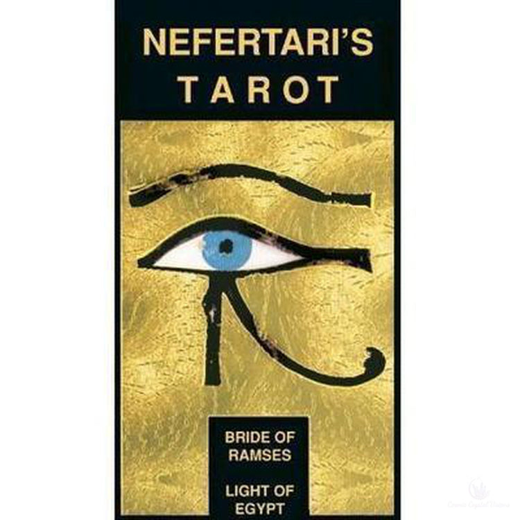 Tarot Nefertari-Metaphysical Products-Cosmic Crystal Visions-Cosmic Crystal Visions