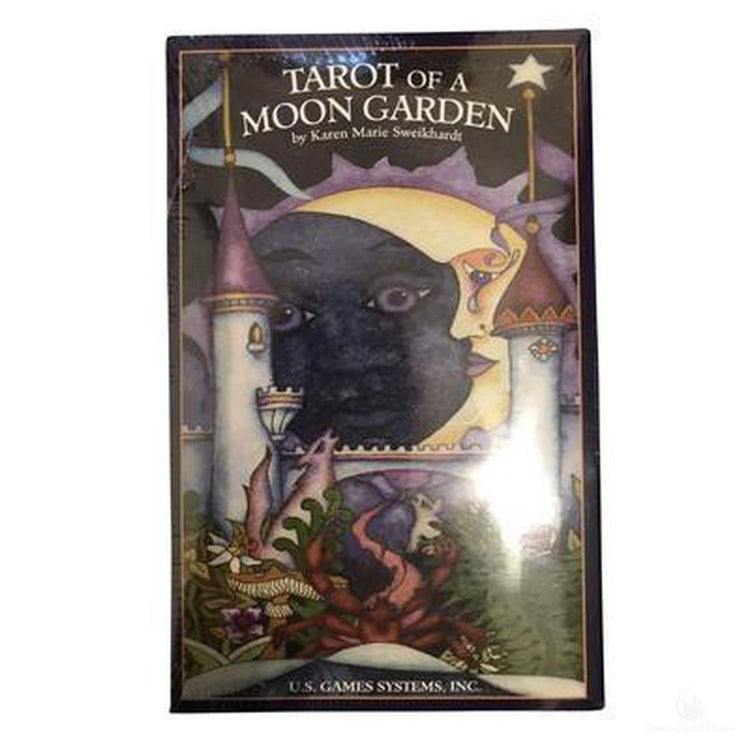 Tarot Of A Moon Garden-Metaphysical Products-Cosmic Crystal Visions-Cosmic Crystal Visions