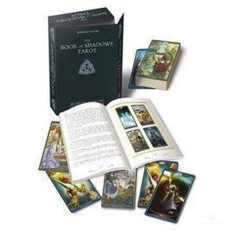 The Book Of Shadows Tarot-Metaphysical Products-Cosmic Crystal Visions-Cosmic Crystal Visions