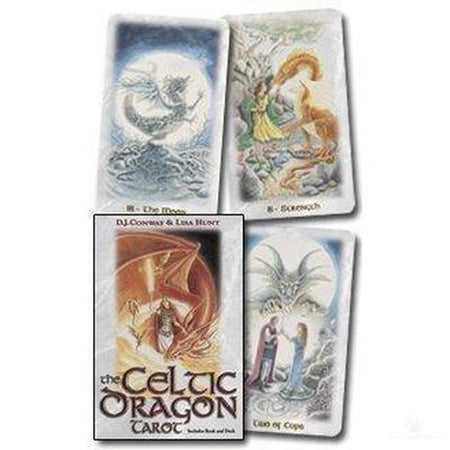 The Celtic Dragon Tarot Kit-Metaphysical Products-Cosmic Crystal Visions-Cosmic Crystal Visions