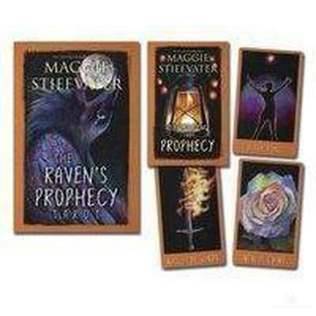 The Raven's Prophecy Tarot-Metaphysical Products-Cosmic Crystal Visions-Cosmic Crystal Visions