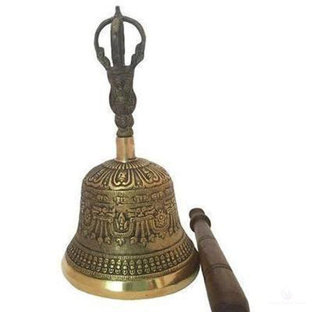 Tibetan Bell-Metaphysical Products-Cosmic Crystal Visions-Cosmic Crystal Visions