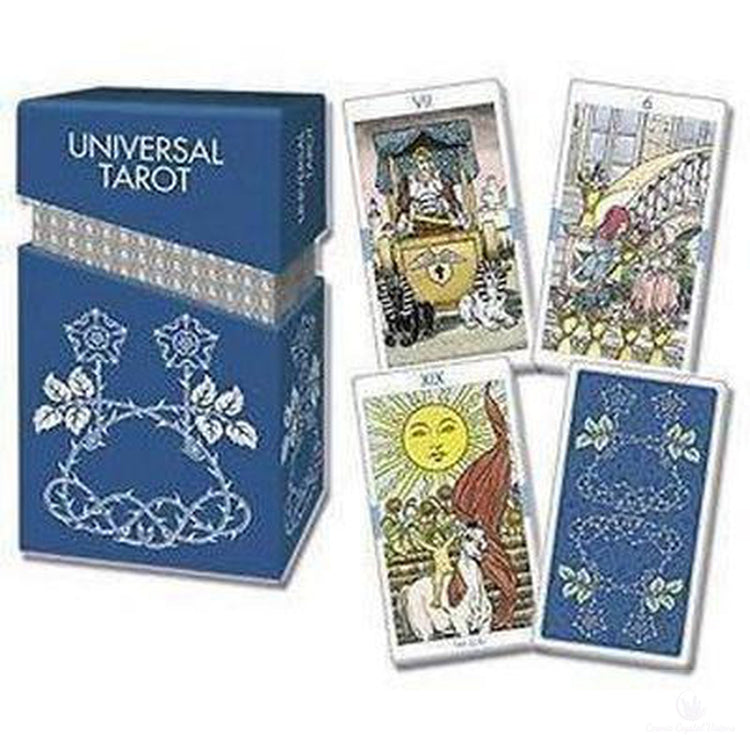 Universal Tarot Premium-Metaphysical Products-Cosmic Crystal Visions-Cosmic Crystal Visions
