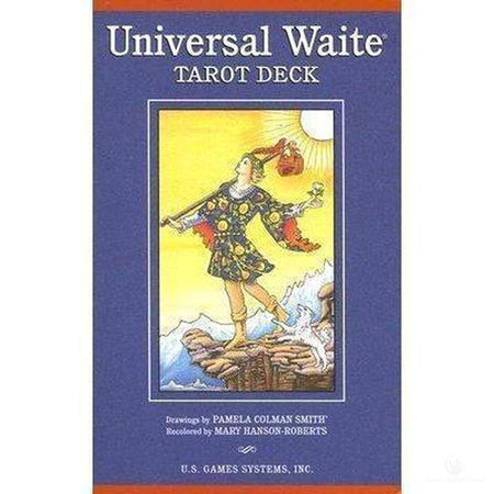 Universal Waite Tarot Deck-Metaphysical Products-Cosmic Crystal Visions-Cosmic Crystal Visions
