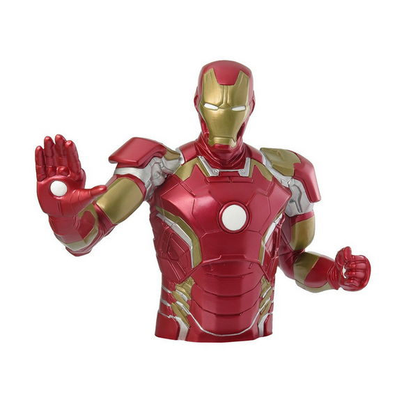 Alcancía Iron Man Busto (Marvel)