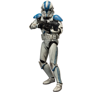 Clone Trooper Deluxe: 501st Star Wars Sideshow