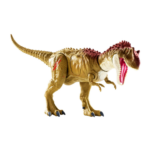 Albertosaurus (Battle Damage) Mattel