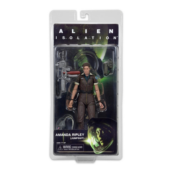 Amanda Ripley - Jumpsuit (Alien Isolation) NECA