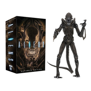 Xenomorph Ultimate Edition Aliens NECA Revienta-pechos Facehugger