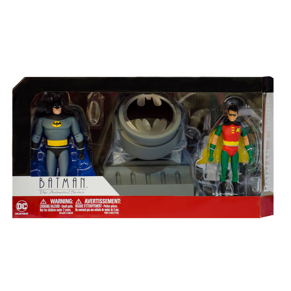 Set Batman y Robin (The Animated Series) DC Collectibles