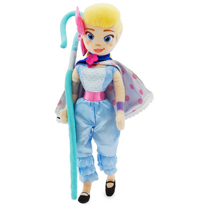 Bo Peep Betty Toy Story 4 Disney Disney Store Toy Plush Disney+