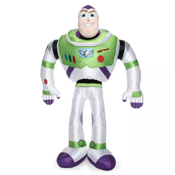 Buzz Lightyear Toy Story Disney Disney Store Toy Plush Disney+