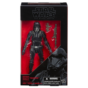 Imperial Death Trooper The Black Series Hasbro Star Wars