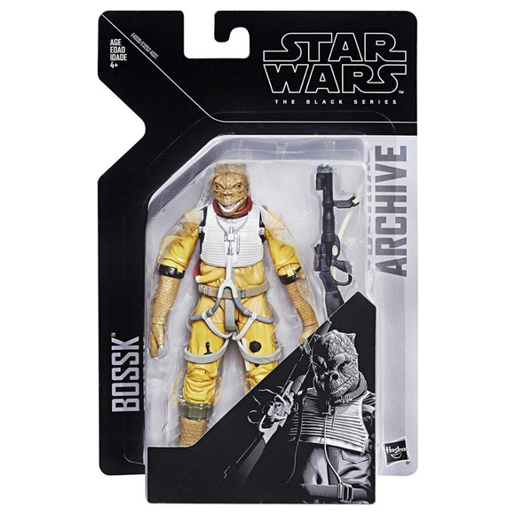 Bossk - ARCHIVE (The Black Series) Hasbro Star Wars