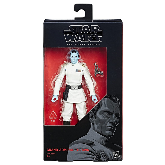Grand Admiral Thrawn (The Black Series) Hasbro Star Wars