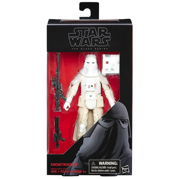 Snowtrooper The Black Series Hasbro Star Wars