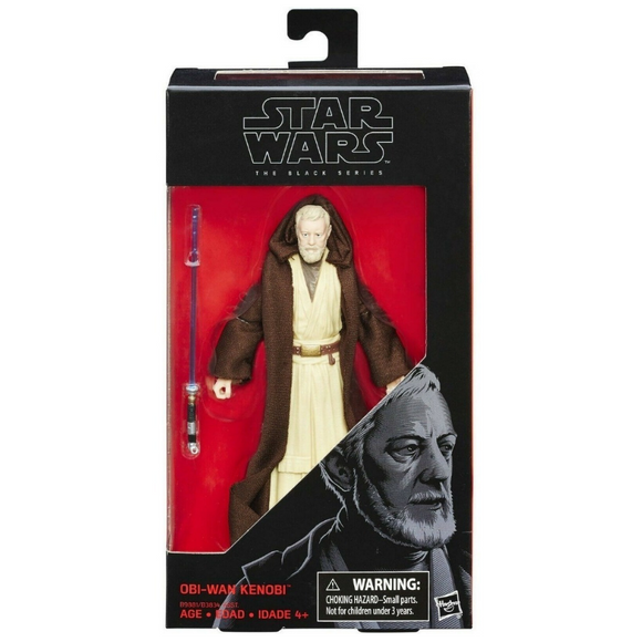 Obi-Wan Kenobi (The Black Series) Hasbro Star Wars