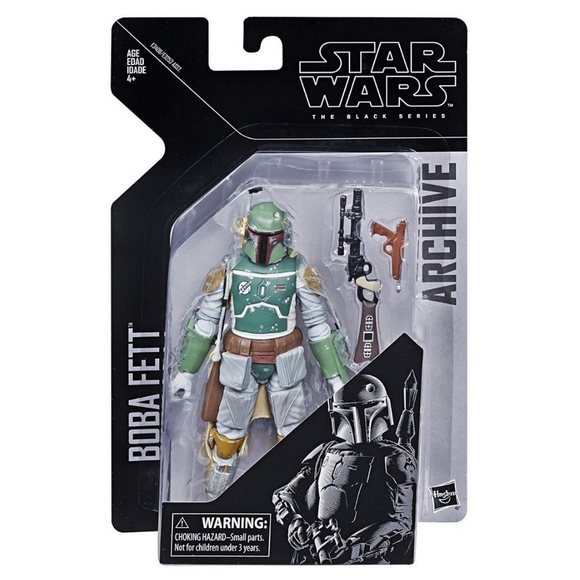 Boba Fett - ARCHIVE (The Black Series) Hasbro Star Wars