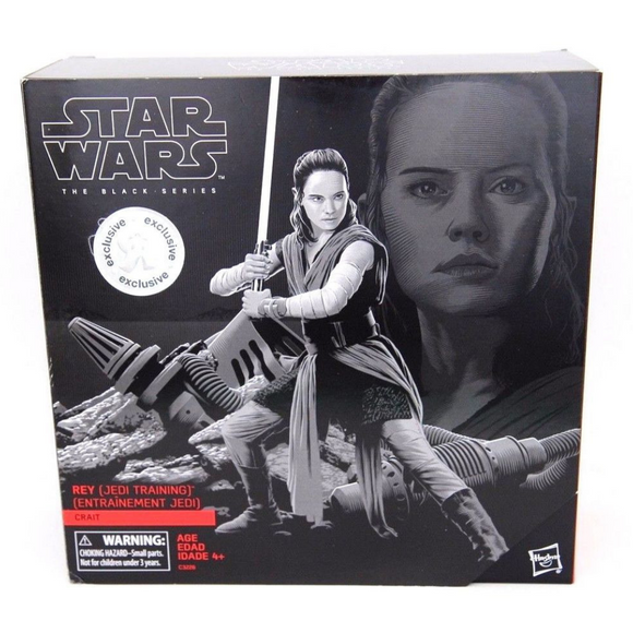 Rey - Jedi Training The Black Series Hasbro Star Wars