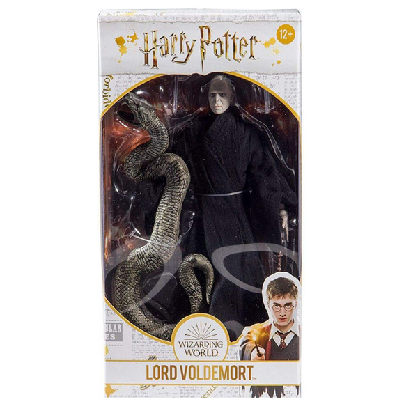 Lord Voldemort Nagini Harry Potter Wizarding World Mcfarlane Toys
