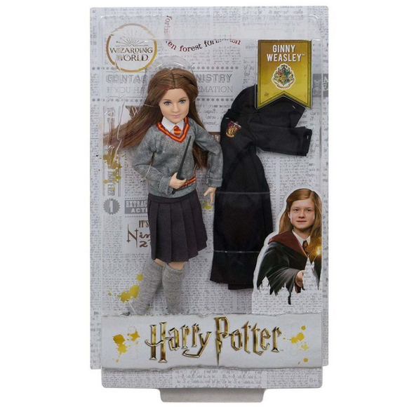 Ginny Weasley Harry Potter Wizarding World Mattel