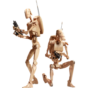 Infantry Battle Droids (Star Wars) Sideshow