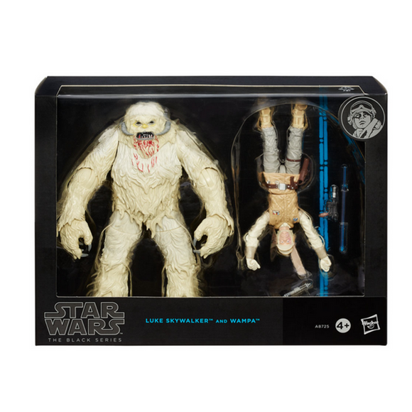 Luke Skywalker // Wampa (The Black Series) Hasbro